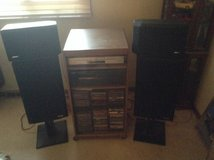 Kenwood Stereo System in Westmont, Illinois