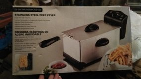 Deep fryer in Lawton, Oklahoma