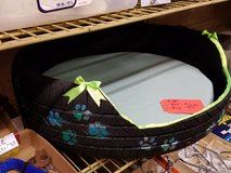Tire pet bed in Fort Leonard Wood, Missouri