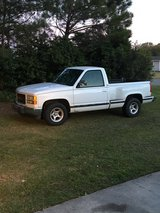 94 GMC Sierra stepside in Beaufort, South Carolina