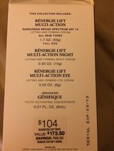 Lift and Firm!!!  Brand New Lancome Renergie Multi Action Set with receipt in Fort Irwin, California