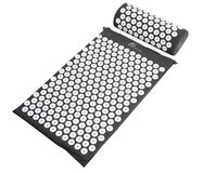 ProSource Acupressure Mat and Pillow Set for Back/Neck Pain Relief and Muscle Relaxation in Naperville, Illinois