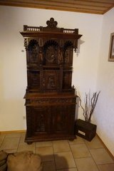 1890 Brittany Cabinet in Ramstein, Germany