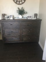 wood Ashley dresser new in Alamogordo, New Mexico