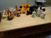 19 pc rooster collection in Beaufort, South Carolina