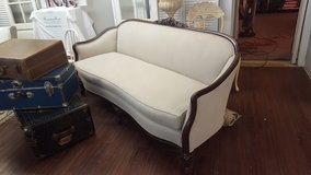 Finished Vintage Sofa in St. Charles, Illinois
