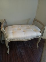 NEW Small tufted bench in Elgin, Illinois