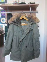 Flyers Cold Weather Parka, Fur Lined Hood. in Spangdahlem, Germany