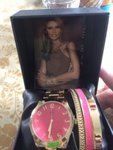 IMAN Watch and Bracelet Set in Fort Campbell, Kentucky