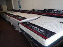 King / Queen Luxury Mattress $40 Down Take Home Today in Warner Robins, Georgia