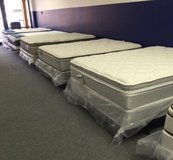 Mattress New in Plastic All Sizes in Perry, Georgia
