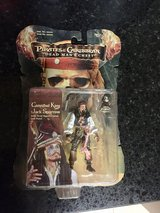 Pirates of the Caribbean, Dead man's chest - Cannibal King - Jack Sparrow action figure in Westmont, Illinois