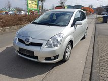 2008 TOYOTA COROLLA VERSO 7 SEATS *TURBO DIESEL *NEW INSPECTION in Spangdahlem, Germany