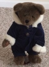 Boyd's Boy Plush Bear on Stand in Fort Knox, Kentucky
