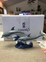 "BEAUTIFUL LLADRO PORCELAIN FIGURINE - ""DANCE OF THE DOLPHINS"" – Retired - 06456 in Fort Leonard Wood, Missouri"
