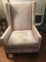 High Wing Back Chair from High Fashion Home in Cleveland, Texas