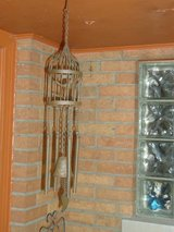 birdhouse chimes in Glendale Heights, Illinois