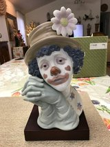 "BEAUTIFUL LLADRO PORCELAIN FIGURINE - ""MELANCHOLY"" – Retired - 05542 in Fort Leonard Wood, Missouri"