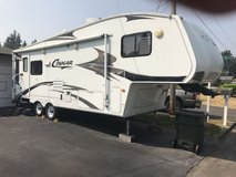 **EUC** 2009 Cougar by Keystone 28' 5th Wheel in Fort Lewis, Washington