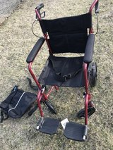 Brand new transport chair in Westmont, Illinois