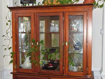 wooden china hutch top only in Fairfax, Virginia