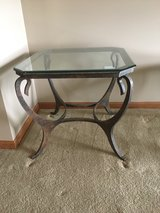 Metal & Glass Accent Tables Tables in Naperville, Illinois