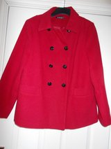 Ladies Coat size 16 By Bonmarche in Cambridge, UK