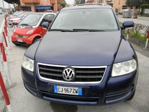 1YR WARRANTY - VW TOUAREG 2.5 - Cars&Cars Military Sales by Chapel gate on the left in Vicenza, Italy