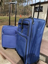 set of suitcases in Ramstein, Germany