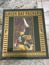 Green Bay Packers Book — New in Ramstein, Germany
