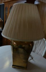 Lamp - Gold in Tinley Park, Illinois