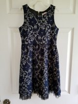 Like NEW! Justice Dressy Dress, Girls Size 8 in Fort Campbell, Kentucky