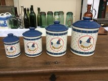 Country Inn Canister Set of Four in Ramstein, Germany