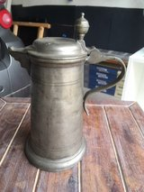 Antique Germa Pewter Pitcher - dated 17 ?? on the side in Stuttgart, GE