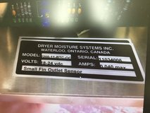Dryer master small fin moisture sensor in Oswego, Illinois