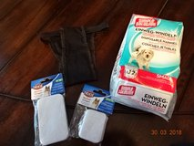 Small/Med Dog Sanitary Protective Pants, Pads and Disposable Diapers in Ramstein, Germany