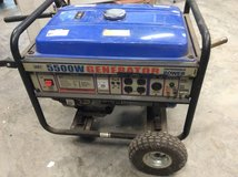 UST 5500W generator - Reduced in Kingwood, Texas