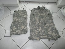 ACU uniform sets (3), shirt + pants in Ramstein, Germany