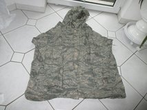 Parka, improved rainsuit in Ramstein, Germany