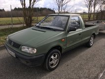 *REDUCED* Volkwagen Caddy PickUp Diesel 1998 NEW POV Inspection in Ramstein, Germany
