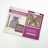 1972 NEEDLEPOINT Pattern BOOKLET BARGELLO HOT PANTS in Westmont, Illinois