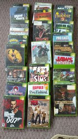 lot of XBOX GAMES in Fort Leonard Wood, Missouri
