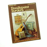 1976 NEEDLEPOINT BORDERS / Projects Bklt, B.Burchfield in Westmont, Illinois