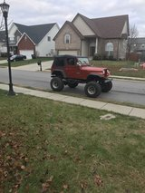 79 Jeep CJ7 in Fort Campbell, Kentucky