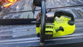 16 in Poulan chainsaw in Kingwood, Texas