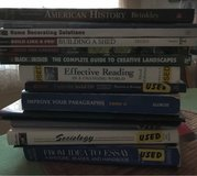 college books in Fort Bliss, Texas