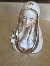 Vintage Mother Virgin Mary Porcelain Statue/ Figurine/ Planter in Fort Leonard Wood, Missouri