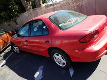 2000 chevy cavalier in Travis AFB, California