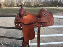 Bighorn Saddle - Great Condition! in Fort Leonard Wood, Missouri