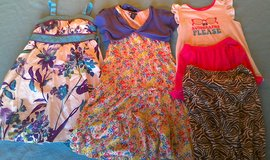 Girls Clothes - Size 8 - Dresses and PJs - Spring / Summer in Tinley Park, Illinois